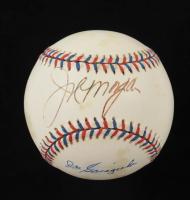 Joe Morgan & Joe Garagiola Signed 1999 All-Star Game Baseball (JSA COA) (See Description) at PristineAuction.com