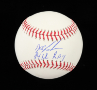 """Dwight """"Doc"""" Gooden Signed OML Baseball Inscribed """"84 NL ROY"""" (Schwartz Sports COA) at PristineAuction.com"""