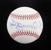 "Pedro Guerrero Signed OML Baseball Inscribed ""81 WS MVP"" (Schwartz Sports COA) at PristineAuction.com"
