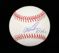 """Dwight """"Doc"""" Gooden Signed OML Baseball Inscribed """"85 CY"""" (Schwartz Sports COA) at PristineAuction.com"""