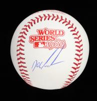 "Dwight ""Doc"" Gooden Signed 1986 World Series Baseball (Schwartz Sports COA) at PristineAuction.com"