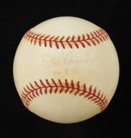 """Don Larsen Signed OAL Baseball Inscribed """"10-8-56"""" (JSA COA & PSA Hologram) at PristineAuction.com"""