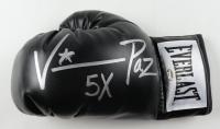 "Vinny Paz Signed Everlast Boxing Glove Inscribed ""5x"" & ""2021"" (Schwartz Sports Hologram) at PristineAuction.com"