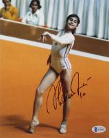 Nadia Comaneci Signed Team Romania 8x10 Photo (Beckett COA) (See Description) at PristineAuction.com