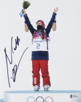 Maddie Bowman Signed Team USA 8x10 Photo (Beckett COA) at PristineAuction.com