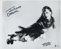 """Joanna Cameron Signed """"The Secrets of Isis"""" 8x10 Photo Inscribed """"Isis"""" (Beckett COA) at PristineAuction.com"""