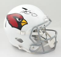 Kyler Murray Signed Cardinals Full-Size Speed Helmet (Beckett COA & Denver Autographs COA) at PristineAuction.com