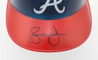 Andruw Jones Signed Braves Full-Size Replica Batting Helmet (Schwartz Sports COA) at PristineAuction.com