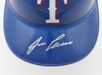 Jose Canseco Signed Rangers Full-Size Replica Batting Helmet (Schwartz Sports COA) (See Description) at PristineAuction.com