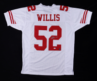 Patrick Willis Signed Jersey (Beckett COA & Prova COA) at PristineAuction.com