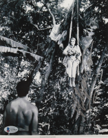 "Aliza Gur Signed ""Tarzan and the Jungle Boy"" 8x10 Photo (Beckett COA) at PristineAuction.com"