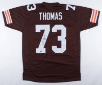 Joe Thomas Signed Jersey (Schwartz Sports Hologram) at PristineAuction.com