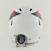 Zaven Collins Signed Cardinals Full-Size Speed Helmet (Beckett COA) at PristineAuction.com