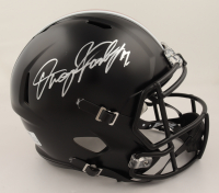 Dwayne Haskins Signed Ohio State Buckeyes Full-Size Eclipse Alternate Speed Helmet (Beckett COA) (See Description) at PristineAuction.com