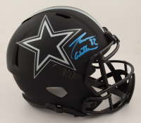 Jason Witten Signed Cowboys Full-Size Eclipse Alternate Speed Helmet (Beckett COA, Witten Hologram & Denver Autographs COA) at PristineAuction.com