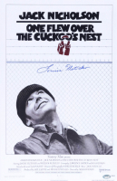 """Louise Fletcher Signed """"One Flew Over The Cuckoo's Nest"""" 11x17 Movie Poster Print (Schwartz Sports COA) at PristineAuction.com"""