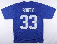 "Ed O'Neill Signed Jersey Inscribed ""Al Bundy"" (Schwartz Sports Hologram) (See Description) at PristineAuction.com"