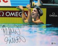Regan Smith Signed Team USA 8x10 Photo (Beckett COA) at PristineAuction.com