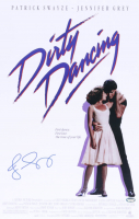 """Jennifer Grey Signed """"Dirty Dancing"""" 11x17 Movie Poster Print (Schwartz Sports COA) at PristineAuction.com"""