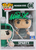 Magic Johnson Signed Spartans #04 Sparty Funko Pop! Vinyl Figure (Beckett Hologram) at PristineAuction.com