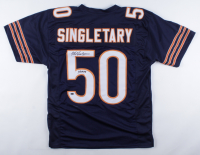 "Mike Singletary Signed Jersey Inscribed ""HOF 98"" (Schwartz Sports Hologram) (See Description) at PristineAuction.com"