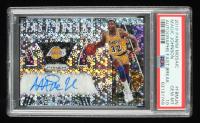 Magic Johnson 2019-20 Panini Mosaic Autographs Fast Break #38 (PSA 10) at PristineAuction.com