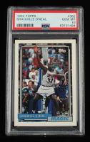 Shaquille O'Neal 1992-93 Topps #362 RC (PSA 10) at PristineAuction.com