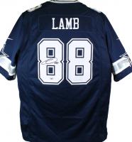 "Cedarian ""CeeDee"" Lamb Signed Cowboys Jersey (Fanatics Hologram) at PristineAuction.com"