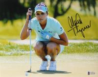 Lexi Thompson Signed 8x10 Photo (Beckett COA) at PristineAuction.com