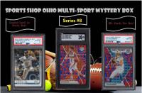 SportsShopOhio Multi Sport Mystery Box Series 8 at PristineAuction.com