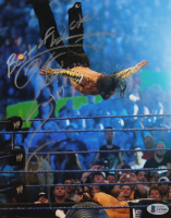 """Jeff Hardy Signed WWE 8x10 Photo Inscribed """"Best of Luck"""" (Beckett COA) at PristineAuction.com"""