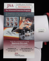 """Jimmy Hart Signed Megaphone Inscribed """"Mouth of the South"""" & """"2005 HOF"""" (JSA COA) at PristineAuction.com"""