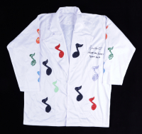 """Jimmy Hart Signed Shirt Inscribed """"Mouth of the South"""" & """"2005 HOF"""" (JSA COA) at PristineAuction.com"""