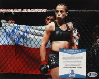 Joanna Jedrzejczyk Signed UFC 8x10 Photo (Beckett COA) at PristineAuction.com