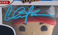 "Charlie Sheen Signed ""Major League"" #886 Ricky ""Wild Thing"" Vaughn Funko Pop! Vinyl Figure (JSA COA) (See Description) at PristineAuction.com"