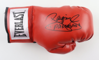 """Manny """"Pacman"""" Pacquiao Signed Everlast Boxing Glove Inscribed """"Pacman"""" (Pacquiao COA) at PristineAuction.com"""