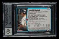 Albert Pujols Signed 2001 Bowman #264 RC (BGS Encapsulated) at PristineAuction.com