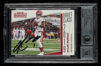 Kyler Murray Signed 2019 Panini Contenders Draft Picks Draft Class #1 (BGS Encapsulated) at PristineAuction.com