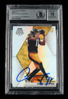 Chase Claypool Signed 2020 Panini Mosaic #220 RC (BGS Encapsulated) at PristineAuction.com