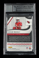 """Kyler Murray Signed 2019 Panini Prizm #301 RC Inscribed """"19 ROY"""" (BGS Encapsulated) at PristineAuction.com"""