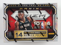 2020-21 Panini Prizm Basketball Mega Box with (6) Packs at PristineAuction.com