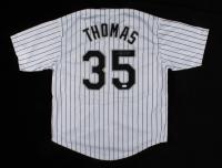 Frank Thomas Signed Jersey (JSA COA) (See Description) at PristineAuction.com