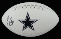 Amari Cooper Signed Cowboys Logo Football (JSA COA) (See Description) at PristineAuction.com
