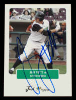 Joey Votto Signed 2004 Just Prospects #85 (Beckett COA) at PristineAuction.com