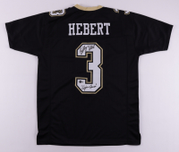 """Bobby Hebert Signed Jersey Inscribed """"Cajun Cannon"""" (Beckett COA) at PristineAuction.com"""