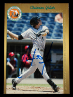 Christian Yelich Signed 2012 Florida State League Prospects Grandstand #24 (Beckett COA) at PristineAuction.com