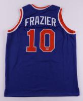 Walt Frazier Signed Jersey (PSA COA) at PristineAuction.com