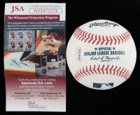 Charlie Sheen Signed OML Baseball (JSA COA) at PristineAuction.com