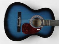 "Bebe Rexha Signed 38"" Acoustic Guitar (JSA COA) (See Description) at PristineAuction.com"