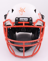 """Chad """"Ochocinco"""" Johnson Signed Full-Size Authentic On-Field Hydro Dipped Vengeance Helmet (PSA COA) at PristineAuction.com"""